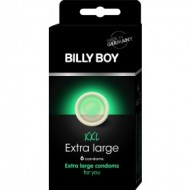 Billy Boy XXL kondoomid 6tk