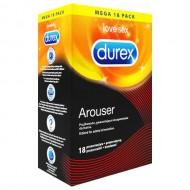 Durex Arouser Kondoomid N18