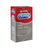 Durex Feel Ultra Thin N10