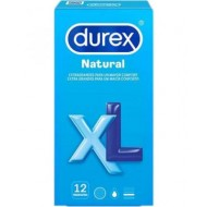 Durex Comfort XL Kondoomid N12