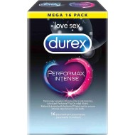 Durex Performax Intense 16