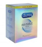 Durex Invisible Extra Sensitive N24