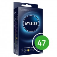 MY.SIZE 47 kondoomid 10tk
